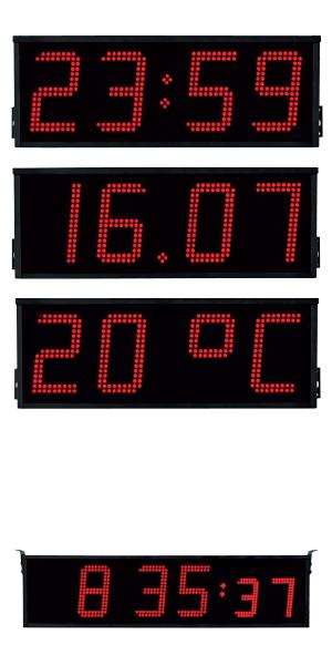 187 Digitale Uhren