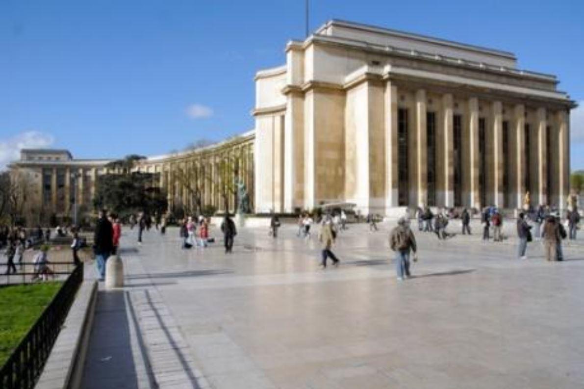 Musée de l'Homme in Trocadéro Paris